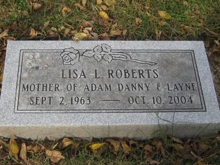 ROBERTS, LISA L. - Pottawattamie County, Iowa | LISA L. ROBERTS