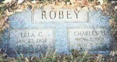 ROBEY, LELA C. - Pottawattamie County, Iowa | LELA C. ROBEY