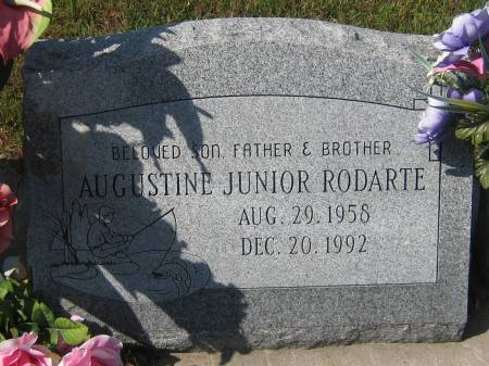 RODARTE, AUGUSTINE JUNIOR - Pottawattamie County, Iowa | AUGUSTINE JUNIOR RODARTE