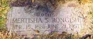 MANLEY RONGISH, MERTISHA SELINDA - Pottawattamie County, Iowa | MERTISHA SELINDA MANLEY RONGISH