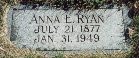 RYAN, ANNA - Pottawattamie County, Iowa | ANNA RYAN