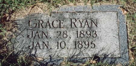 RYAN, GRACE - Pottawattamie County, Iowa | GRACE RYAN
