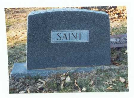 SAINT, MARKER - Pottawattamie County, Iowa | MARKER SAINT