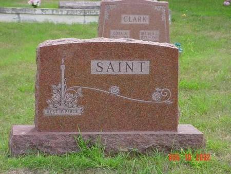 SAINT, STONE - Pottawattamie County, Iowa | STONE SAINT