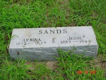 SANDS, ARMINA & JESSE - Pottawattamie County, Iowa | ARMINA & JESSE SANDS
