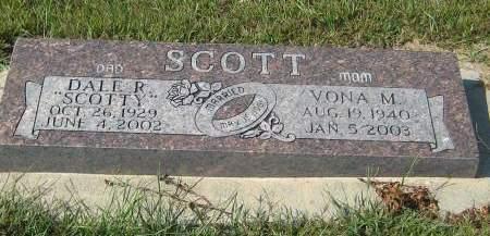 SCOTT, VONA M - Pottawattamie County, Iowa | VONA M SCOTT