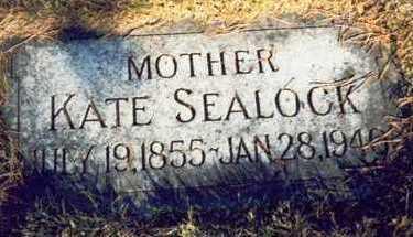 SEALOCK, CATHERINE J.