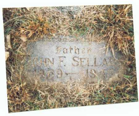 SELLARS, JOHN F. - Pottawattamie County, Iowa | JOHN F. SELLARS