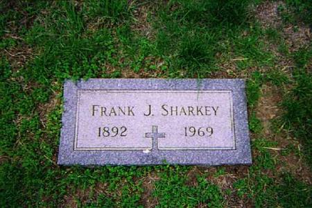 SHARKEY, FRANCIS - Pottawattamie County, Iowa   FRANCIS SHARKEY