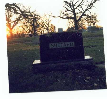 SHEPARD, FAMILY MARKER - Pottawattamie County, Iowa | FAMILY MARKER SHEPARD