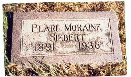 MORAINE SIEBERT, PEARL - Pottawattamie County, Iowa | PEARL MORAINE SIEBERT