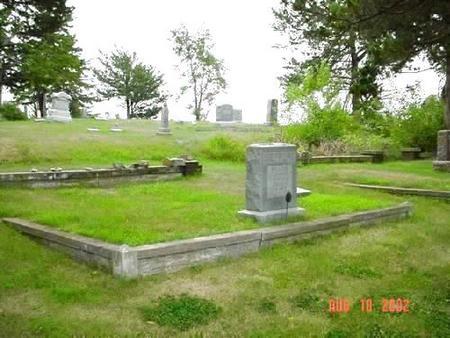 SIEFFORD, WILLIAM & JULIA A. [PLOT] - Pottawattamie County, Iowa | WILLIAM & JULIA A. [PLOT] SIEFFORD