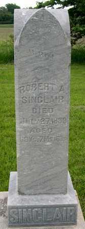 SINCLAIR, ROBERT A. - Pottawattamie County, Iowa | ROBERT A. SINCLAIR
