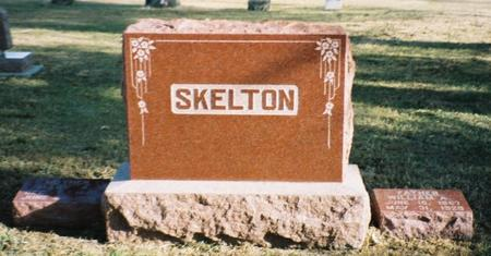 SKELTON, MARY A - Pottawattamie County, Iowa | MARY A SKELTON