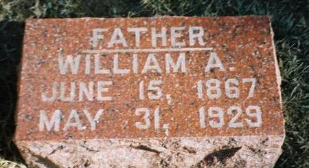 SKELTON, WILLIAM A - Pottawattamie County, Iowa | WILLIAM A SKELTON