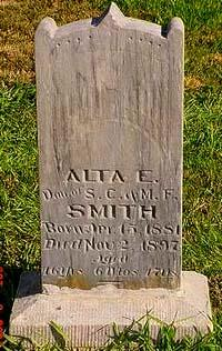 SMITH, ALTA E. - Pottawattamie County, Iowa | ALTA E. SMITH