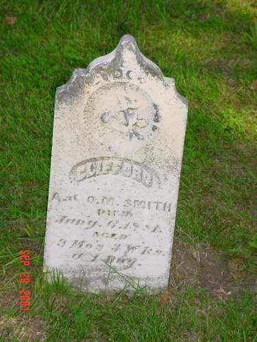SMITH, CLIFFORD - Pottawattamie County, Iowa   CLIFFORD SMITH