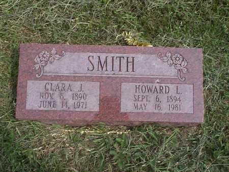 SMITH, HOWARD L. - Pottawattamie County, Iowa   HOWARD L. SMITH