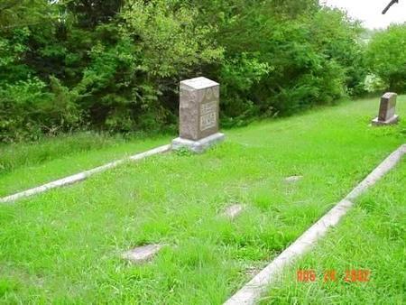 SMITH, C.C.& LILLIE B. [PLOT] - Pottawattamie County, Iowa | C.C.& LILLIE B. [PLOT] SMITH