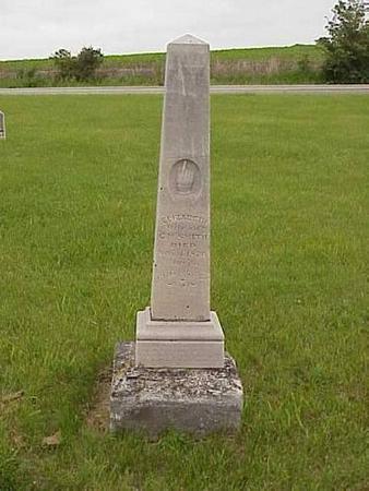 SMITH, ELIZABETH - Pottawattamie County, Iowa   ELIZABETH SMITH