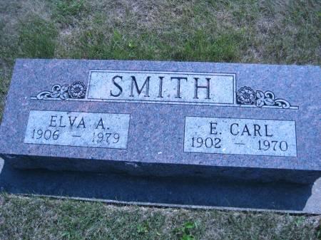 SMITH, E. CARL - Pottawattamie County, Iowa | E. CARL SMITH