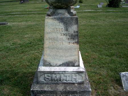 SMITH, JESSE A. - Pottawattamie County, Iowa | JESSE A. SMITH