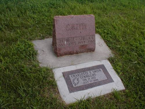 TUNNICLIFF, CHARLOTTE E. SMITH - Pottawattamie County, Iowa | CHARLOTTE E. SMITH TUNNICLIFF