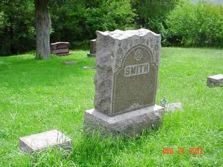 SMITH, SYDNIA G. & ROBERT M. [PLOT] - Pottawattamie County, Iowa | SYDNIA G. & ROBERT M. [PLOT] SMITH