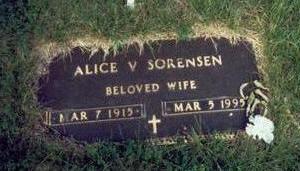 JARVIS SORENSEN, ALICE VIOLA - Pottawattamie County, Iowa | ALICE VIOLA JARVIS SORENSEN