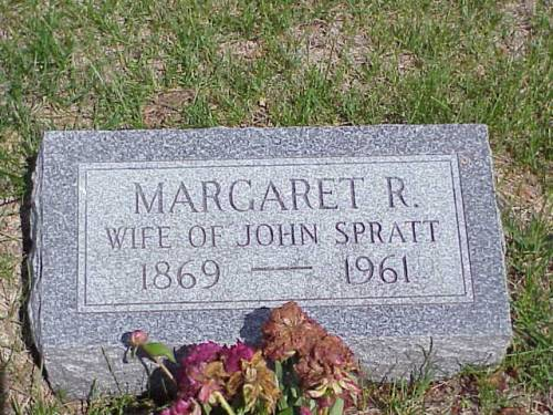 SPRATT, MARGARET R. - Pottawattamie County, Iowa | MARGARET R. SPRATT