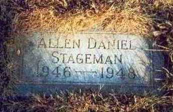 STAGEMAN, ALLEN DANIEL - Pottawattamie County, Iowa | ALLEN DANIEL STAGEMAN