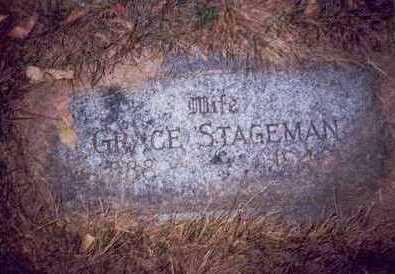 STAGEMAN, GRACE - Pottawattamie County, Iowa | GRACE STAGEMAN