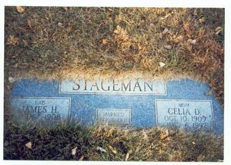 STAGEMAN, CELIA - Pottawattamie County, Iowa | CELIA STAGEMAN