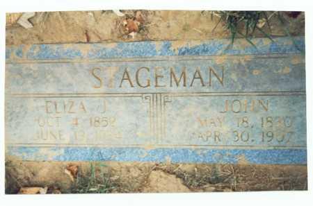 STAGEMAN, JOHN - Pottawattamie County, Iowa | JOHN STAGEMAN