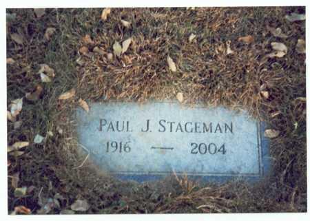 STAGEMAN, PAUL JEROME - Pottawattamie County, Iowa | PAUL JEROME STAGEMAN