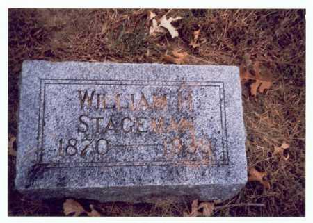 STAGEMAN, WILLIAM H. - Pottawattamie County, Iowa | WILLIAM H. STAGEMAN