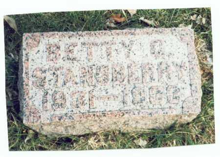 STANSBERRY, BETTY - Pottawattamie County, Iowa   BETTY STANSBERRY