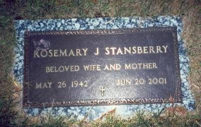RUNDBERG STANSBERRY, ROSEMARY J. - Pottawattamie County, Iowa | ROSEMARY J. RUNDBERG STANSBERRY