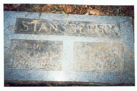 STANSBERRY, WILLIAM W. - Pottawattamie County, Iowa | WILLIAM W. STANSBERRY