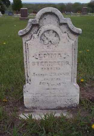 STERNBERG, EMMA - Pottawattamie County, Iowa | EMMA STERNBERG
