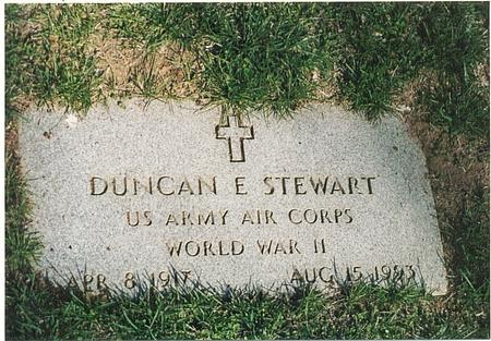 STEWART, DUNCAN E - Pottawattamie County, Iowa | DUNCAN E STEWART