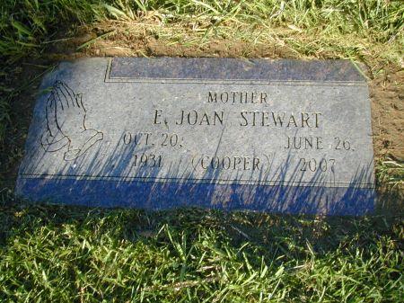 GROSSE STEWART, ELIZABETH JOAN - Pottawattamie County, Iowa   ELIZABETH JOAN GROSSE STEWART