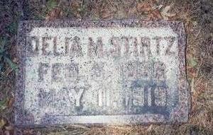 STIRTZ, DELIA M - Pottawattamie County, Iowa | DELIA M STIRTZ