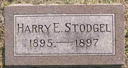 STODGEL, HARRY E. - Pottawattamie County, Iowa | HARRY E. STODGEL