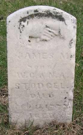 STODGEL, JAMES M. - Pottawattamie County, Iowa | JAMES M. STODGEL