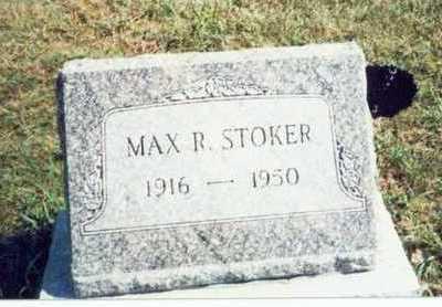 STOKER, MAX R. - Pottawattamie County, Iowa | MAX R. STOKER