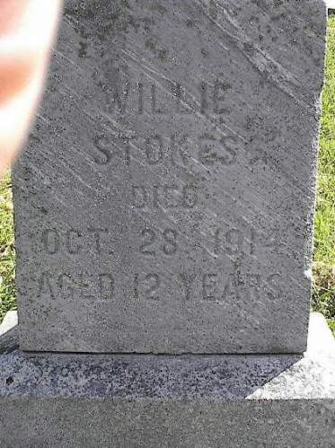 STOKES, WILLIE - Pottawattamie County, Iowa | WILLIE STOKES