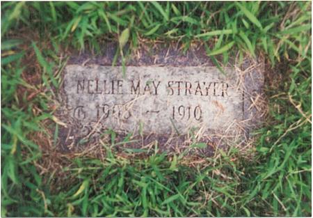 STRAYER, NELLIE MAY - Pottawattamie County, Iowa | NELLIE MAY STRAYER