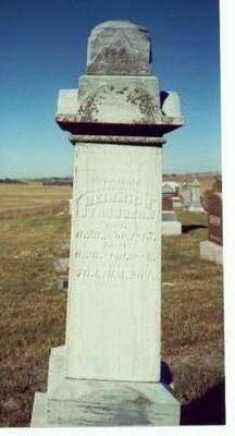 STROHBEHN, HENRICH - Pottawattamie County, Iowa   HENRICH STROHBEHN