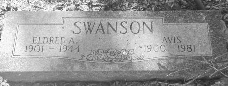 SWANSON, AVIS - Pottawattamie County, Iowa | AVIS SWANSON
